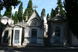 Lisbon Cemetery Stock 16 by Malleni-Stock