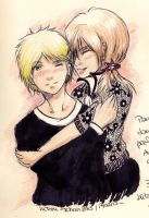 Don't go far away from me! by Hitomi-Jchan