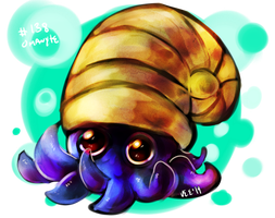 Omanyte by veavee