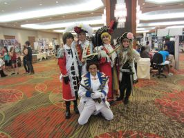 AFest 2012 - Hetalia Pirates by Soynuts