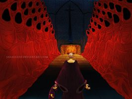 The Judgement of Claude Frollo by JaxAugust