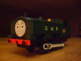 Duck (RWS Update) by GBHtrain