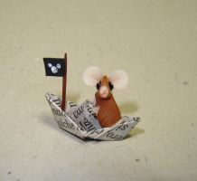Little mouse 20 by Fairiesworkshop