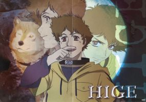 Hige by firefly16161616