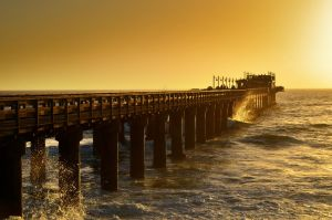 The Jetty I by suffer1