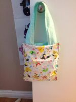 Cute Pokemon tote bag by Kitamon