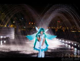 Angel Miku - Angelic Kiss by nutcase23