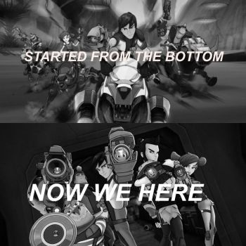 Started from the Bottom~ by eli-shaanne