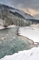 Fly Fishing Freeze by jasonwilde