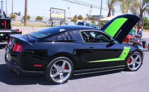 Roush Charged Mustang by StallionDesigns