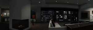 Grand Theft Auto V Apartment Panorama by eduard2009