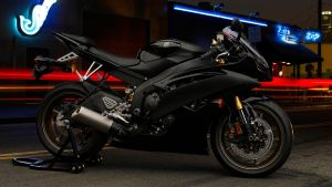 Yamaha R6 by brian502