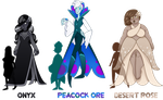 [CLOSED] Royal Gems With Pearls Auction by AngelDracon