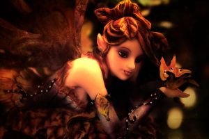 Woodland Pixie by S-H-Photography