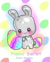 Happy Easter '09 by kephre