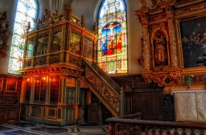 St. Gertrude's Church II by HenrikSundholm