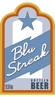 BLU Streak Beer by borzou
