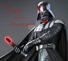 Mrs Vader by Annmey