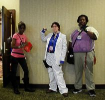 Left 4 dead 2 cosplay by AstroZerk