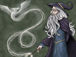 Expecto Patronum - obfuscates by HogwartsArt