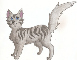 Feathertail. by thedoomedkitteh