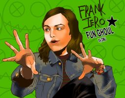 Fun Ghoul by DeadMouseJ