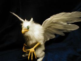 Griffin by AtomicTerrier