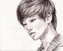 Kim Soo Hyun by topistops