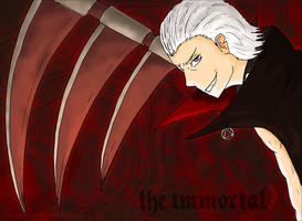 The Immortal, Hidan by OkamiYomigami