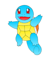 KANTO POKEMON COLLAB : SQUIRTLE by HOBYMIITHETACTICIAN