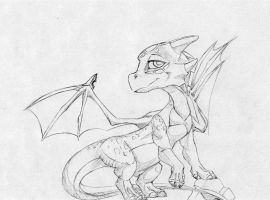 Little Cynder by vonPipkin