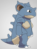031 Nidoqueen by scope66