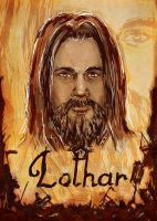 LOTHAR by inoxdesign