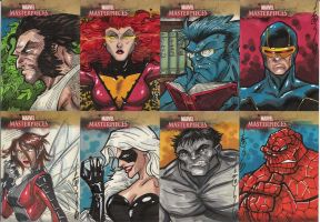 Marvel Masterpieces II 06 by Hodges-Art