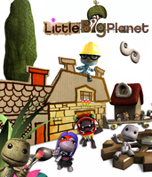 Little Big Planet: SackBoys by Unknown-T