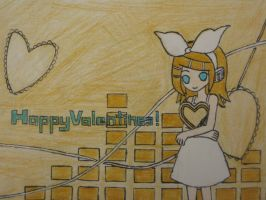 Happy Valentines! by NisuKitsune