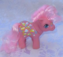TAF Baby Bonnie Bonnets Pony by mayanbutterfly