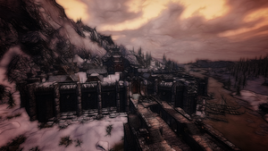 Windhelm by Creathor4005