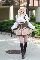 Mami Tomoe - Acen 2013 by Shinigami-X