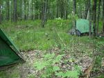 734 - camping by WolfC-Stock