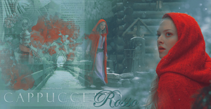Wallpaper 'Red Ridding Hood' by AndreeaMaftei
