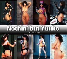 Nothin' But Yuuko Complete Collection by larsmidnatt