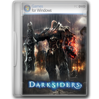 Darksiders Case icon By MySelph by bymyselph