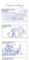 Digimon tamers: mirai world sketch 3 by Riza23
