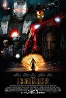 Iron Man 2 Poster by rehsup