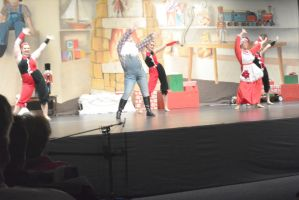 The Dance Company Christmas Show, Santa Boogie by Miss-Tbones