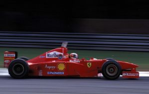 Michael Schumacher (1997) by F1-history