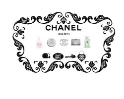 Chanel Icon Set 2CC by trentsxwife
