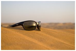 Sun Glasses Reflection by Tain0s