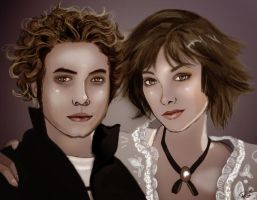 alice and jasper by skyden